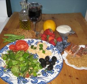 What A Mediterranean Diet Looks Like