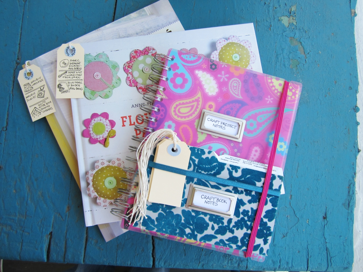 Craft Book Notes System